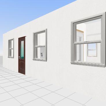 1605 Dearing Rd. Interior Design Render