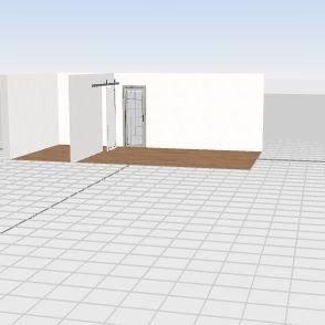 kinas addition Interior Design Render