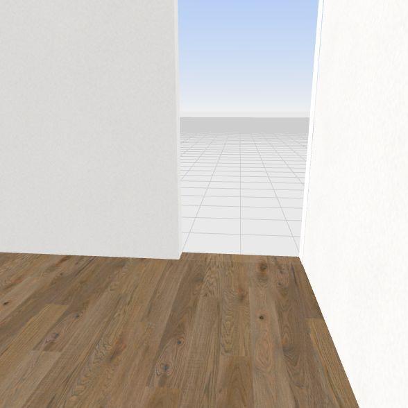 Chloe chambre Interior Design Render