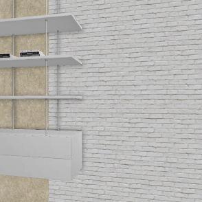 душевая Interior Design Render