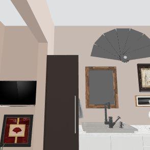 BathroomAbbyMcDougal Interior Design Render