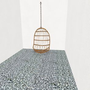 Floor plan endterm Interior Design Render