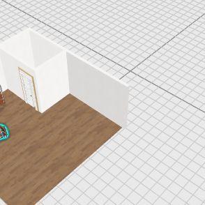 Shack Interior Design Render
