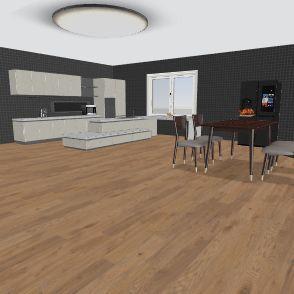 M13 Interior Design Render