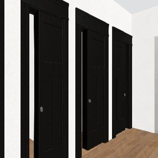 A school Interior Design Render