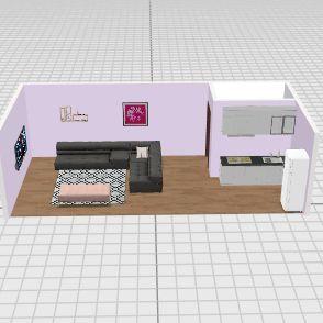 Casa Zinho Superior Interior Design Render