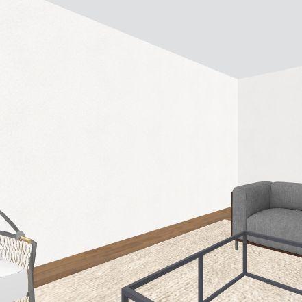 11 Washington LR 3 Interior Design Render