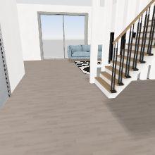 Parru Mannilantie 7 - versio2 Interior Design Render