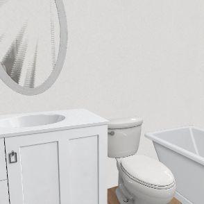 Container plans Interior Design Render