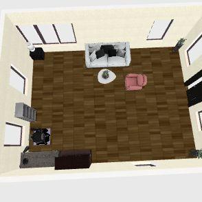 aleenbureau Interior Design Render