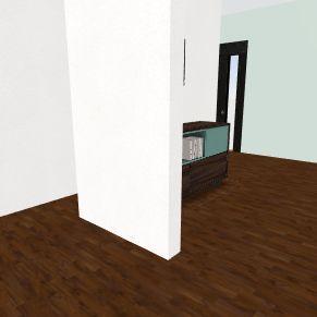 Spraldtin House Interior Design Render
