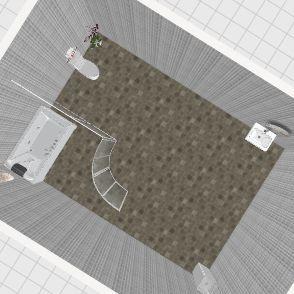 HOUSEY POUSEY Interior Design Render