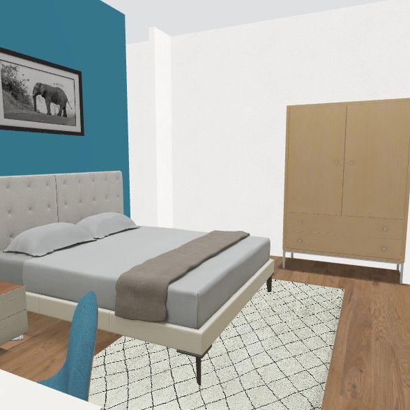 v2 - 26 rue de la résistance, 42000 Saint-Etienne Interior Design Render