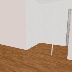 Andar 2 - Casa dos sonhos Interior Design Render