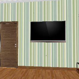 gamer house Interior Design Render