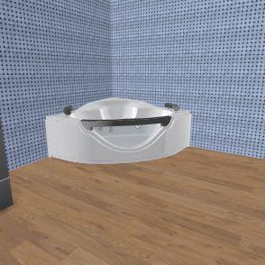 Bedroom #5 Interior Design Render