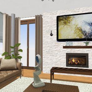 Interiores Samayoa Sagastume Social Interior Design Render