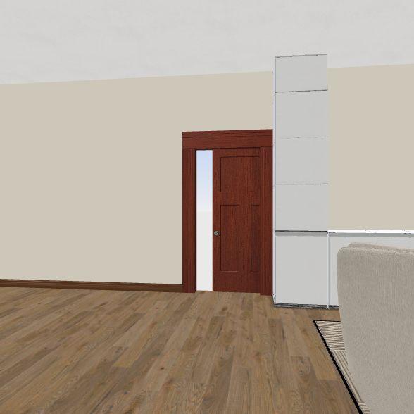 main floor Interior Design Render