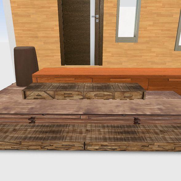 front deck/porch 2 Interior Design Render
