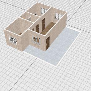 pinhais Interior Design Render