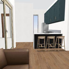 022419 Treehouse Interior Design Render