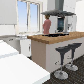 PLANTA PRINCIPAL Interior Design Render