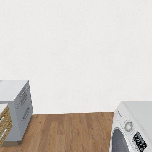 Downstairs Bathroom 4 Interior Design Render