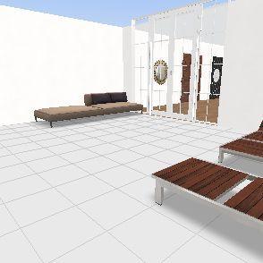 casa italiano Interior Design Render