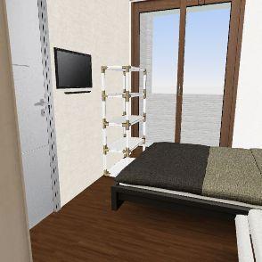 2F Interior Design Render