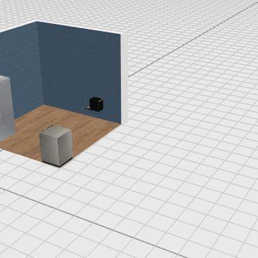 kitchen #1 Interior Design Render