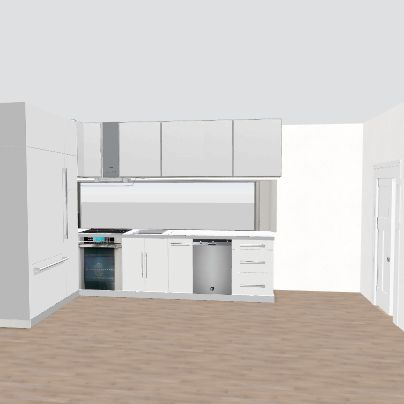 mi Interior Design Render