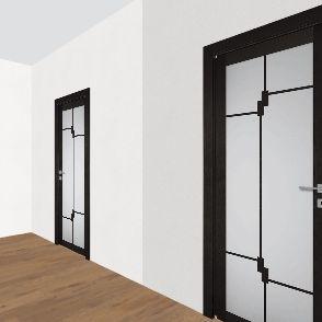 2nd house, 1st Floor Interior Design Render