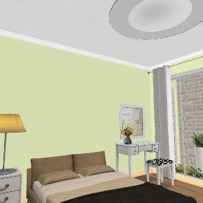 nhà a cường Interior Design Render