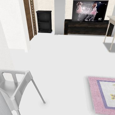 M6_31A Floor Plan Interior Design Render