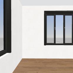 Strzeszkowice Interior Design Render
