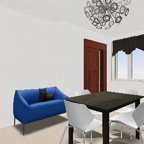CUCINA Interior Design Render