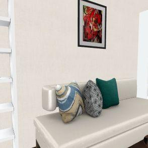 Квартира (план2) Interior Design Render