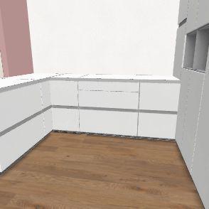 Popova 17 (тест) Interior Design Render