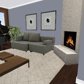 fghj Interior Design Render