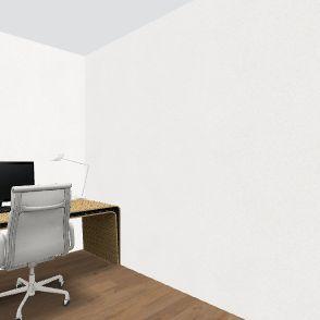 Condo Reno Interior Design Render