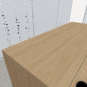 オフィス Interior Design Render