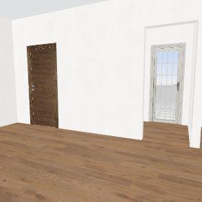 House 2020 Redesigned Interior Design Render