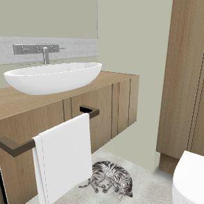 lazienka2 Interior Design Render