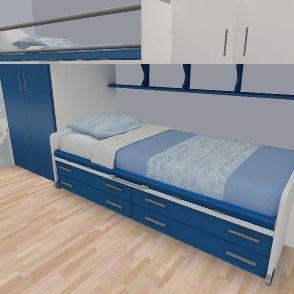La Maison de Rêve Interior Design Render