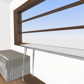20190225貨櫃設計 Interior Design Render