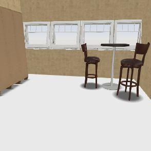 Weirdo Interior Design Render
