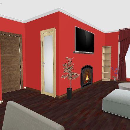 000000 Interior Design Render