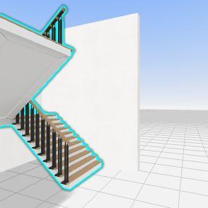 RESIDENCIA AGUILAR Interior Design Render