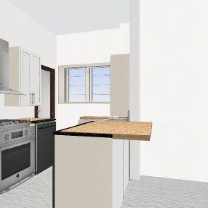 open 7 Interior Design Render