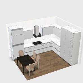 Kosmal kitchen Interior Design Render